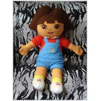 Buy cheap Fashion Dora Explorer Cartoon Plush Toys Red Blue Brown 45cm Custom from wholesalers