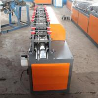 Buy cheap Metal Shutter Door Roll Forming Machine 0.3 - 0.6 Mm Raw Material Thickness from wholesalers