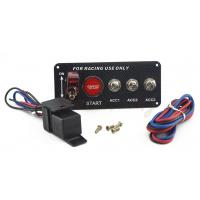 Buy cheap 30A Universal Racing Switch Panel For Car , Toggle Starter Switch from wholesalers