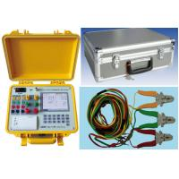 Buy cheap PC Controlled Portable Transformer Test Set , 35kv / 600A Current Transformer from wholesalers