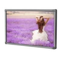 Buy cheap 60 Inch Smart Wall Mounted Digital Signage Aluminum Alloy Frame For Home product