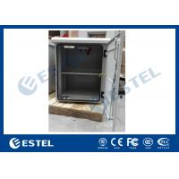 Buy cheap Battery Compartment Outdoor Wall Mount Cabinet With Auxiliary Direct Ventilation Fans from wholesalers
