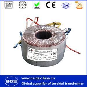 China 230v 24v toroidal transformer on sale