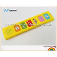 Buy cheap Popular 6 Button Sound Book Module Indoor Educational Toys product