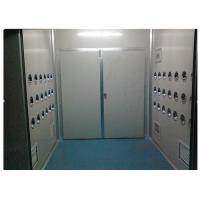 Buy cheap Anti-Static Class 10000 Cargo Air Shower Tunnel For Cosmetic Workshop , Sandwich Panel from wholesalers