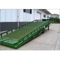 Buy cheap hydraulic mobile yard ramp from wholesalers