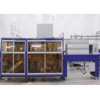 Buy cheap Fully Automatic Pallet Wrapping Machine With CE / ISO / SGS Certificate from wholesalers
