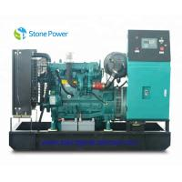 Buy cheap 100kva 80kw Open Diesel Generator AC Three Phase With TD226B-6D Engine from wholesalers
