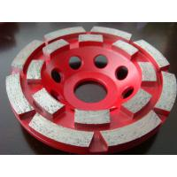 Buy cheap Turbo and continue type Diamond Grinding Wheel for cutting concrete from wholesalers