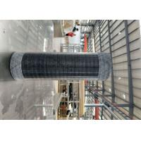 Buy cheap Smooth Surface Filament Wound Fiberglass Pipe , Tapered Carbon Fiber Tubing from wholesalers