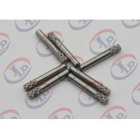Custom Swiss Lathe Machined 303 Stainless Steel Knurling  Parts