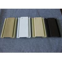 Buy cheap 4ft Interior Wall Panels , Slatted Wall Panels For Sports Equipment , 48 x 3/4 x 12 from wholesalers