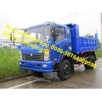 Buy cheap Sinotruk CDW Brand Light Mini Tipper Truck 2-5 Ton Light Duty Dump Truck from wholesalers