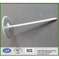 Buy cheap galvanized Rock Wool insulation anchors CD weld pins Quilt Pins from wholesalers
