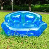 Buy cheap Summer Home Garden Inflatable Kids Toys Double Perosn Sofa Bed / Outdoor Indoor Beach Chairs from wholesalers