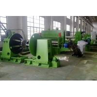 Buy cheap Hydraulic Steel Coil Slitting Line With Electric Control System , Galvanized from wholesalers