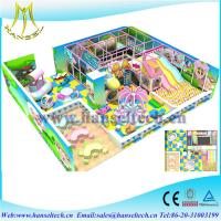 Buy cheap Hansel hot sell cheap 2017 childrens fun parks games children play area from wholesalers