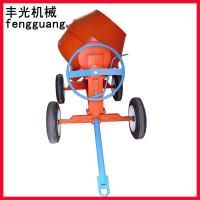Buy cheap FA 350L 4 wheels mobile concrete mixer on sale from wholesalers