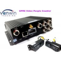 Buy cheap GPRS network Bus Passenger Count System for People Counting Number from wholesalers