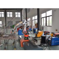 Buy cheap Good quality CO2 Welding Robot , Aluminum Welding Robot Periodic Molten Drop Control from wholesalers