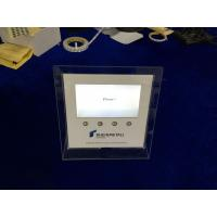 Buy cheap VIF High Quality Unique 7 inch LCD Screen  acrylic stand display video brochure with acrylic  for shows from wholesalers