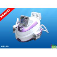 Buy cheap Cryolipo Cryolipolysis Lipolaser CTL Beauty Machine Dual / 4S Cryo Handles for Women from wholesalers