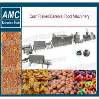 Buy cheap high-protein puffed cereal food processing machine from wholesalers