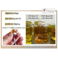 Buy cheap Injectable Muscle Gaining Steroid Liquid TMT Blend 375 With Safe Shipping product