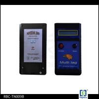 Buy cheap Compact Size Handheld RFID Reader LF RFID Chip And Tag Reader RBC - TN009B from wholesalers
