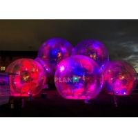 Buy cheap Commercial PVC Dazzle Alien Inflatable Balloon LED Lighting from wholesalers