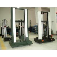 Buy cheap 5T Servo Controlled Tensile Strength Testing Machine For Rubber / Plastic from wholesalers