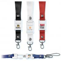China 8G 16G Big capacity lanyard usb drive with Specialty customed LOGO on sale