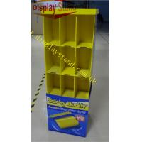 Buy cheap POP Razor Cardboard Display Stand Grid For Pet Hairs , With Heavy Duty from wholesalers