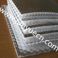 Buy cheap Double bubble foil insulation/thermal insulation container liner 4mm from wholesalers