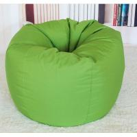 Buy cheap Furniture Giant Memory Foam Bean Bag Chairs , Indoor Colorful Bean Bag Couch from wholesalers