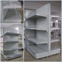 Buy cheap European style 150kg per Shelf Load Shelving Supermarket With 30*80*2.5mm Upright from wholesalers