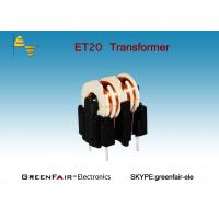 Buy cheap ET Series Power Filter Inductor Horizontal Common Mode Choke Two Winding from wholesalers