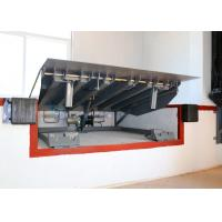 Buy cheap 40000 LBS Hydraulic Dock Leveler , Smart Safety Loading Dock Leveler from wholesalers
