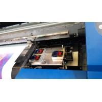 Buy cheap 7703L Large Format Printer with 3 pcs DX7 printhead 3.2m in width for Ceiling Film and Flex Banner from wholesalers
