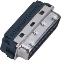 China WCON 1.27mm 14~100P Computer Pin Connectors IDC Ribbon Type For Cable on sale