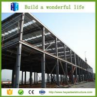 Buy cheap HEYA outdoor storage metal shed in vietnam steel structure supplier from wholesalers