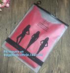 Buy cheap underwear bra packaging slider ziplock bags, customized slider zipper bag, top slider zipper bag zipper silver foil garm from wholesalers