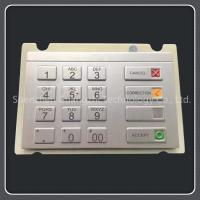 Buy cheap Stainless Steel Atm Pin Keypad , Encrypted Wired Keyboard With Embedded Security Chip from wholesalers
