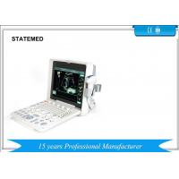 Buy cheap Notebook Type Color Doppler Ultrasound Scanner Usg For Human / Veterinary from wholesalers
