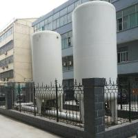 Buy cheap 1.6MPa liquid oxygen tank, cryogenic O2 tank for sale, Vacuum cryogenic tank price from wholesalers