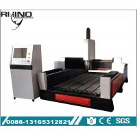 Buy cheap Rotary Attachment 4 Axis CNC Router Machine For Marble / Granite / Glass from wholesalers