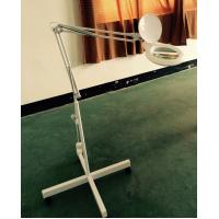 Buy cheap slim ultra bright LED magnifying lamp with stand clamp table base optional from wholesalers