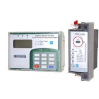Buy cheap Single Phase Split Din Rail Prepayment Power Meter With CIU Pole Mounting from wholesalers