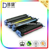 Buy cheap Compatible Toner Cartridge Q6000A/Q6001A/Q6002A/Q6003A for HP COLOR Laserjet 2605(dn)(dtn)/1600/2600n/CM1015/CM1017 from wholesalers