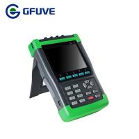 Buy cheap GF438II Class A Three Phase Handheld Power Quality Analyzer from wholesalers